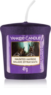 Yankee Candle Haunted Hayride votivna sveča