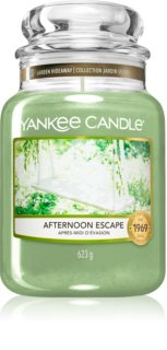 Yankee Candle Afternoon Escape vela perfumada Classic grande