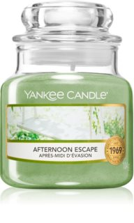 Yankee Candle Afternoon Escape vela perfumada