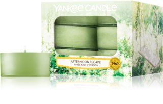 Yankee Candle Afternoon Escape bougie chauffe-plat