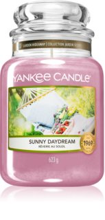 Yankee Candle Sunny Daydream scented candle Classic Large