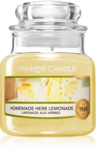 Yankee Candle Homemade Herb Lemonade vela perfumada