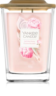 Yankee Candle Elevation Salt Mist Peony vela perfumada