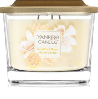 Yankee Candle Elevation Rice Milk & Honey  candela profumata