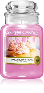 Yankee Candle Sweet Bunny Treats scented candle Classic Large