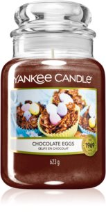 Yankee Candle Chocolate Eggs scented candle Classic Large