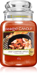 Yankee Candle Crisp Campfire Apple ароматна свещ