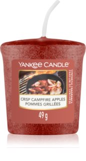 Yankee Candle Crisp Campfire Apple votive candle