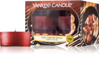 Yankee Candle Crisp Campfire Apple чаена свещ
