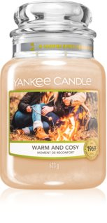 Yankee Candle Warm & Cosy scented candle