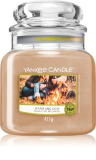 Yankee Candle Warm & Cosy bougie parfumée