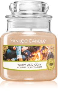Yankee Candle Warm & Cosy geurkaars