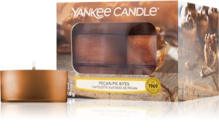 Yankee Candle Pecan Pie Bites tealight candle