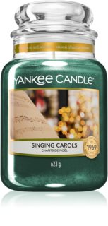 Yankee Candle Singing Carols duftlys