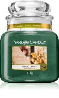 Yankee Candle Singing Carols vela perfumada
