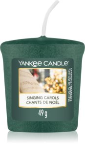 Yankee Candle Singing Carols votivljus