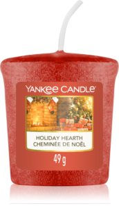 Yankee Candle Holiday Hearth votive candle 49 g