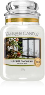 Yankee Candle Surprise Snowfall geurkaars