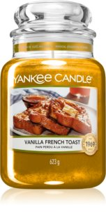 Yankee Candle Vanilla French Toast aроматична свічка