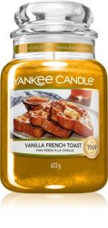 Yankee Candle Vanilla French Toast vela perfumada