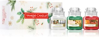 Yankee Candle Magical Christmas Morning σετ δώρου ΙΙΙ.