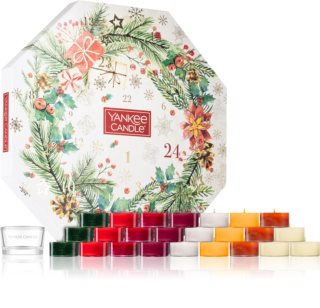 Yankee Candle Magical Christmas Morning calendrier de l'Avent I.