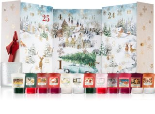 Yankee Candle Magical Christmas Morning adventni koledar II.