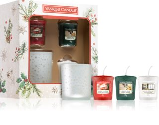 Yankee Candle Magical Christmas Morning dárková sada X.
