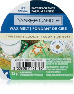Yankee Candle Christmas Cookie wax melt I.