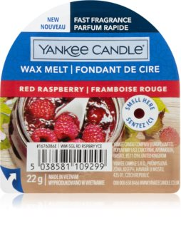 Yankee Candle Red Raspberry duftwachs für aromalampe I.