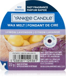 Yankee Candle Lavender vaxsmältning