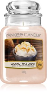 Yankee Candle Coconut Rice Cream illatos gyertya