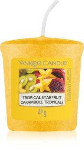 Yankee Candle Tropical Starfruit вотивная свеча