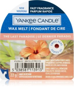 Yankee Candle The Last Paradise duftwachs für aromalampe