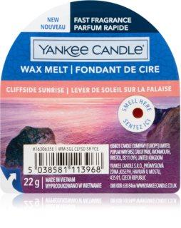 Yankee Candle Cliffside Sunrise wosk zapachowy