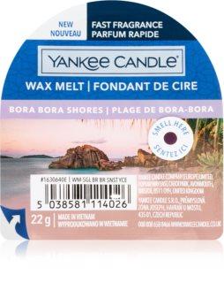 Yankee Candle Bora Bora Shores tartelette en cire