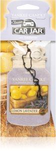 Yankee Candle Lemon Lavender ароматизатор за кола