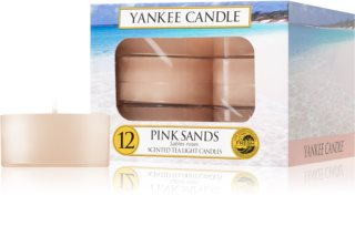 Yankee Candle Pink Sands чайні свічки