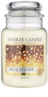 Yankee Candle All is Bright vonná svíčka