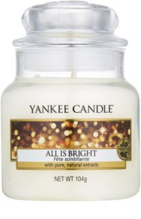 Yankee Candle All is Bright scented candle Classic Mini