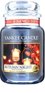 Yankee Candle Autumn Night vonná sviečka