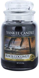 Yankee Candle Black Coconut vonná svíčka Classic velká 623 g