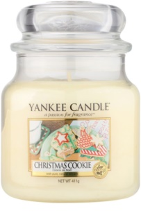 Yankee Candle Christmas Cookie ароматна свещ  Classic средна