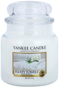 Yankee Candle Fluffy Towels scented candle Classic Medium