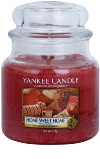 Yankee Candle Home Sweet Home mirisna svijeća Classic srednja