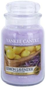 Yankee Candle Lemon Lavender vonná svíčka Classic velká