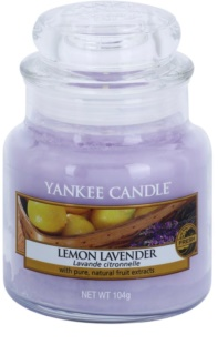 Yankee Candle Lemon Lavender scented candle Classic Mini