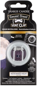 Yankee Candle Midsummer´s Night car air freshener Clip
