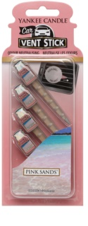Yankee Candle Pink Sands car air freshener