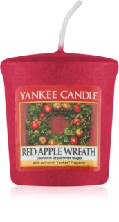Yankee Candle Red Apple Wreath mala mirisna svijeća
